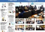 curso de asistente contable, laboral y tributario