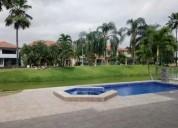 Alquiler de oportunidad urb laguna del sol via samborondon 4 dormitorios 504 m2