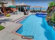 Residencia al pie del mar en salinas 1308 m2 6 dormitorios