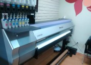 Plotter mimaki jv33-160 sublimacion hd