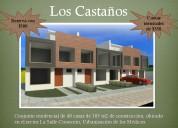 Casa - conjunto residencial los castaños