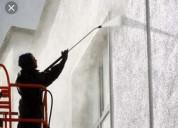 Limpieza de fachadas y más