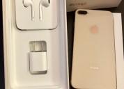 Nuevo apple iphone 8 plus de 256/64gb