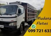 Mudanzas y fletes en cuenca (camionetas y camione)
