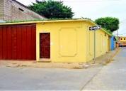 Venta de casa 186 m2   cdla guayacanes , guayaquil
