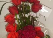 Arreglo de flores nuevos modelos cumpleaños novios