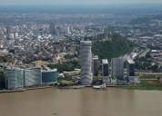 Ciudad del rio vendo terreno comercial residencia 7009 m2 al pie de en guayaquil