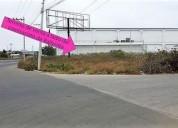 Terreno a la venta a lado del comisariato de ballenita 500 m2