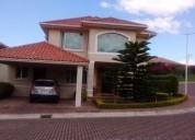 Casa en renta amoblada cumbaya 4 dormitorios 340 m2