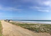 Vendo terreno en playas 80 has al pie del mar sector el pelado 800000 m2