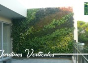 Jardines verticales via samborondon
