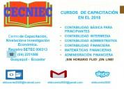 Ecuador: cursos de capacitaciÓn online
