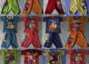 En venta ropa de ninos pedidos por docena para neg
