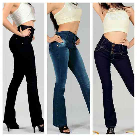 Jeans Colombianos Levanta Cola Marca Salome Guayaquil Doplim 1373673