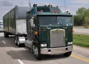 Busco camión kenworth