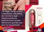 Magic vib mini masturbador femenino sextosentidoec
