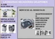 Reparacion mantenimiento calefones refrigeradoras
