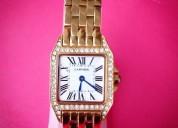 Reloj de mujer cartier