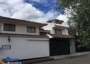 Casa en venta av ordonez lasso 3 dormitorios 250 m2
