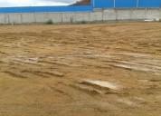 Via daule km 24 venta de terreno industrial 8800 m2 en guayaquil