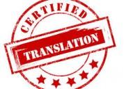 Traducciones educativas legales y comerciales de p