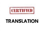 Traducciones certificadas y notariadas de ruso / i