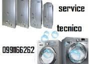 Servicio tecnico. lavadora,secadoras,neveras,calef