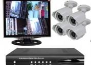 Vigilancia para negocios y casas