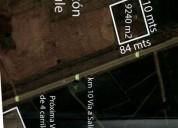 Daule via salitre vendo terreno comercial industrial 9240 m2