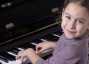 Clases particulares de piano quito