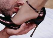 Busco mujeres interesadas en fetichismo de pies