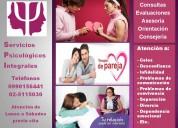 PsicologÍa para parejas. terapias de parejas.
