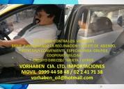 Taxis, sistemas portstrong contra  robo y asalto