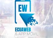 Franquicia de diseÑo web y aplicaciones mÓviles ec