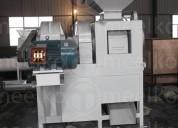 Prensa para hacer carbon en briquetas 4 toneladas