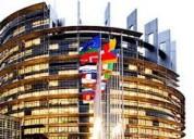 Administrativa/recepcionista en europa