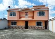 Casa con dos departamentos independientes