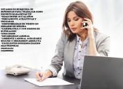 Oportunidad de empleo trabajo en quito
