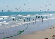 Venta de lote de terreno playas de san jacinto