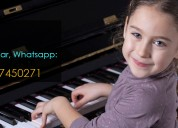 Clases particulares de piano quito mm