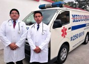 Asistencia medica al viajero inmediata.