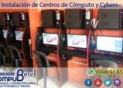 Capacitación y servicio tecnico informatico