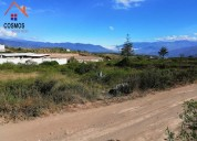 Vendo terreno de 854 m2 en bellavista de ibarra