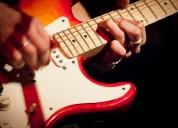 Clases de guitarra - canto