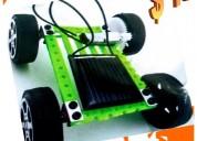 carro eléctrico armable