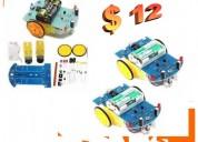 Kit electrónico inteligente robot para autos