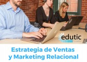 Curso ventas y marketing relacional: 30 de marzo