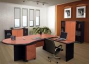 Rento oficina amplia totalmente equipada
