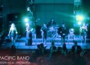 Banda de música en vivo para fiestas