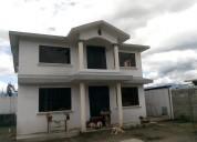 Casa en venta sector fajardo-sangolqui